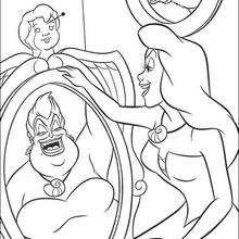 Ursula und Arielle