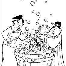 Mulan badet