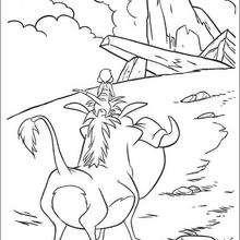 Timon und Pumbaa, die besten Freunde
