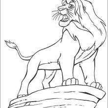 Mufasa der König der Löwen