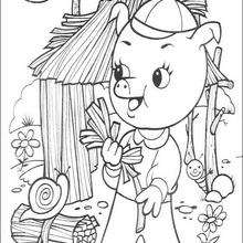 Pfeifer baut sein Strohhaus