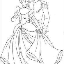 Aschenputtel und der schöne Prinz