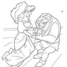Quasimodo und Esmeralda 1