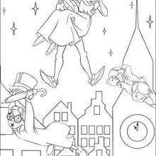 Peter Pan und die Darling-Kinder