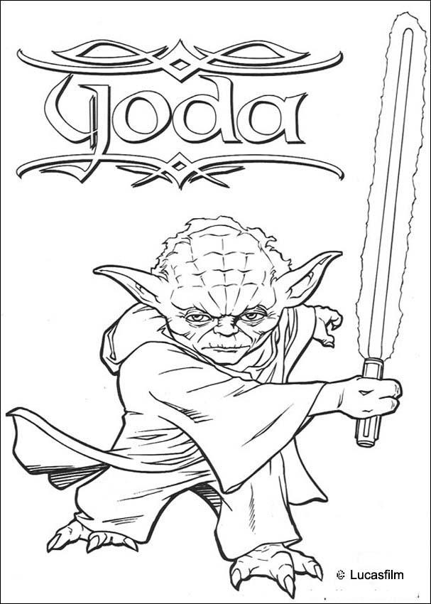 Meister yoda zum ausmalen  dehellokidscom