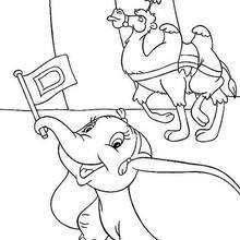 Dumbo und das Kamel