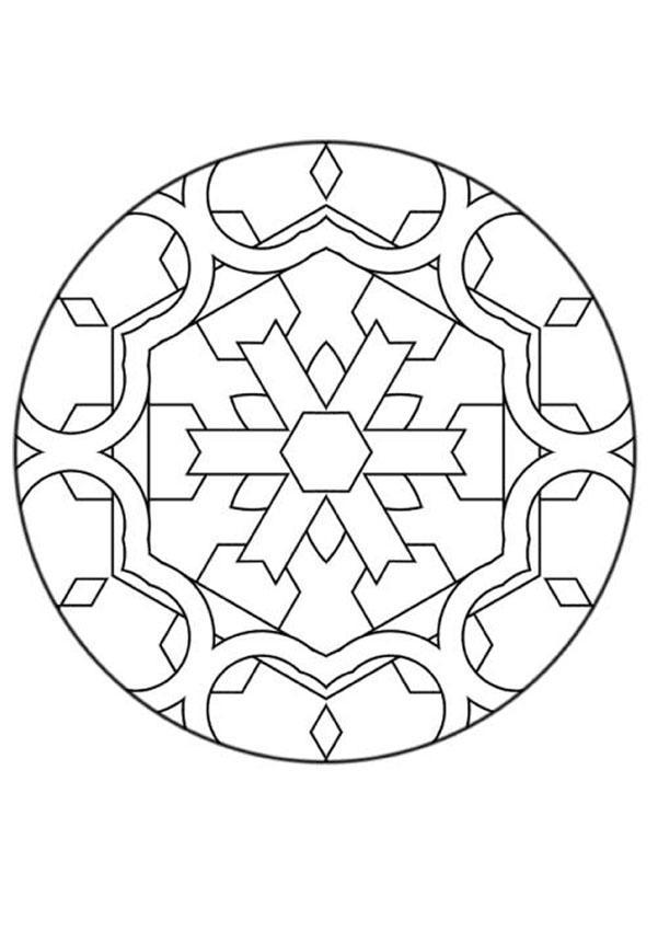 Mandala 126