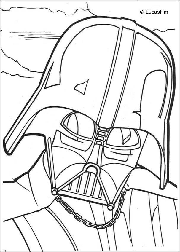 Star Wars Zum Ausmalen Ausmalbilder Ausmalbilder