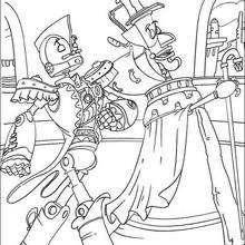 Roboterkönig