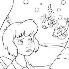 Wendy und Fische