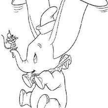Dumbo kann fliegen