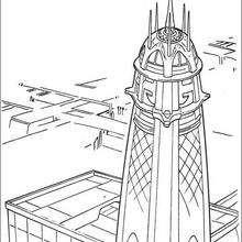 Jediturm in Coruscant