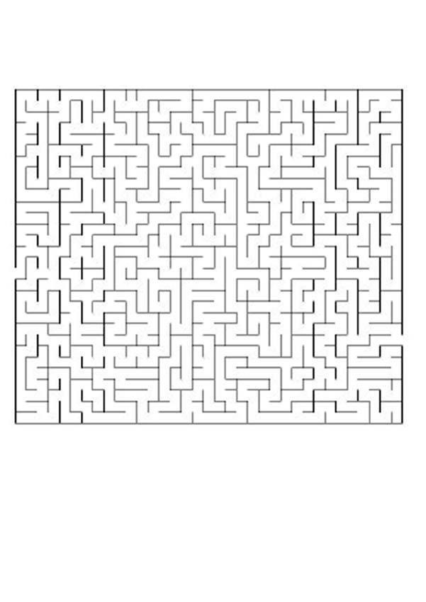 Konzentrier dich schwieriges labyrinth Kostenlose Spiele - de.hellokids.com