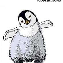 Gloria als Kleinkind