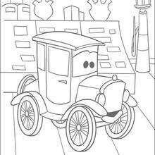 Cars: Lizzie