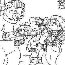 Franklin Br Und Weihnachten