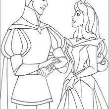 Prinzessinnen Hochzeit