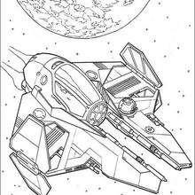 Anakins Raumschiff