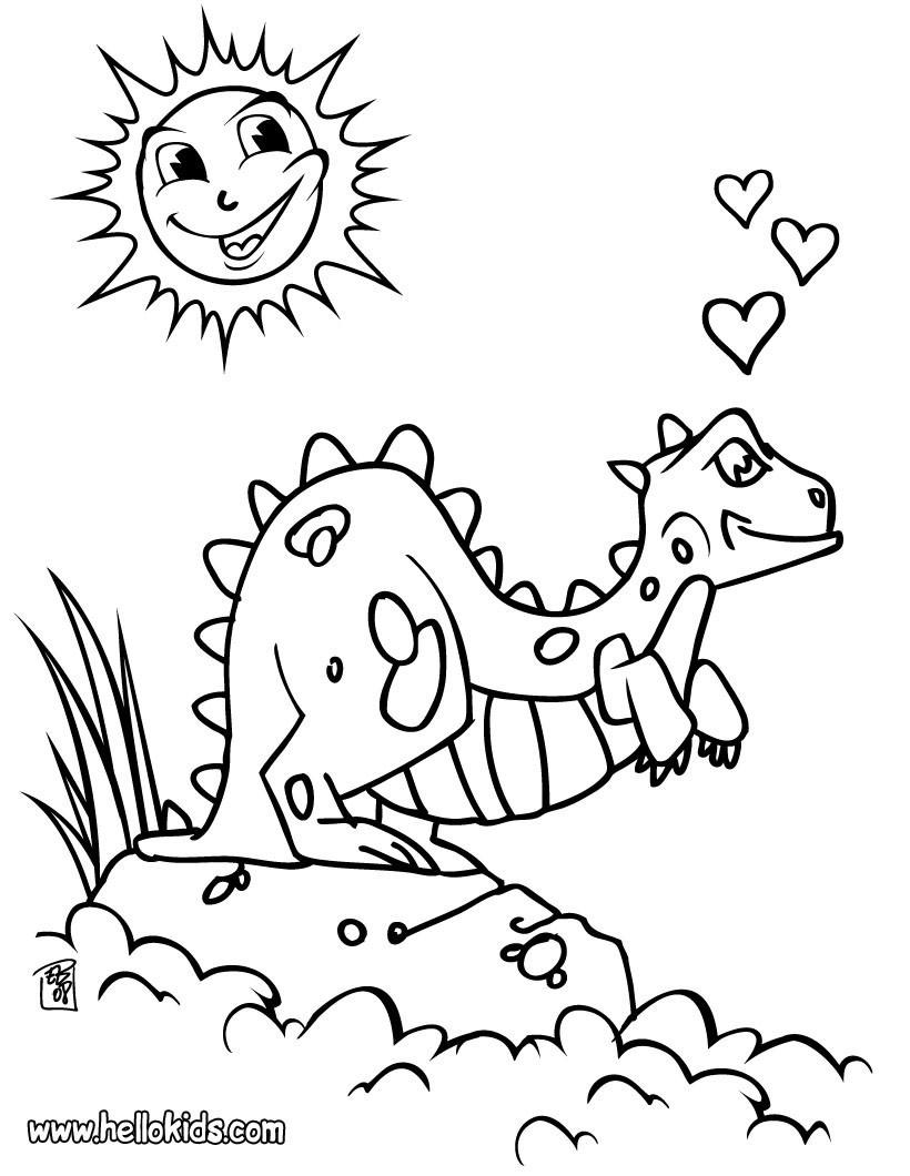 Ausmalbilder Dinosaurier : Dinosaurier Zum Ausmalen Ausmalbilder Ausmalbilder Ausdrucken