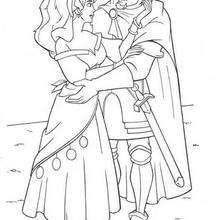 Esmeralda und Phoebus 3