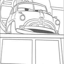 Cars: Doc Hudson