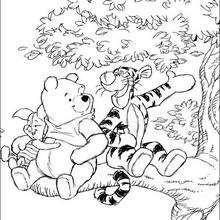 Pus Freunde: Tiger und Ferkel