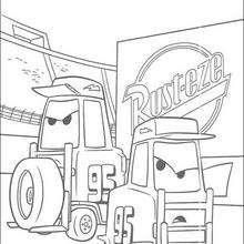 Cars: Gabelstapler