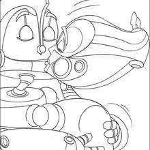 Roboterkuss