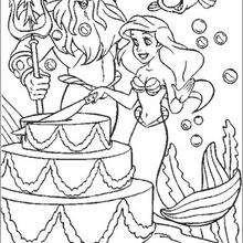 Arielles Geburtstagskuchen