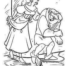 Quasimodo und Esmeralda 2