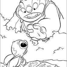 Dr. Jumba und Stitch
