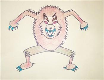 Wie Man Einen Halloween Teufel Malt Pictures to pin on Pinterest
