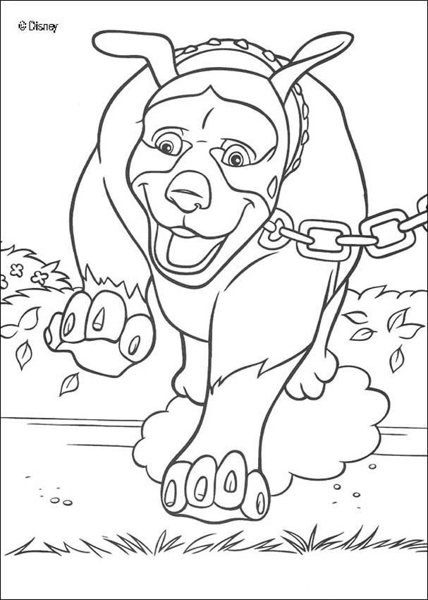 nugent der rottweiler zum ausmalen  dehellokids
