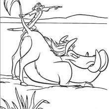 Schau mal, Pumbaa