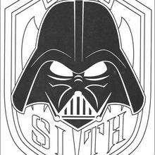 Darth Vaders Maske