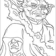 Yoda und der Imperator