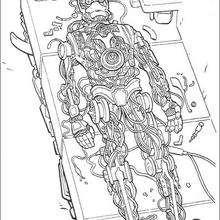 Roboter C-3PO