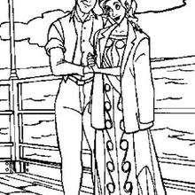 Anastasia und Dimitri