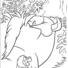 Großer Pumbaa