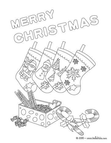 weihnachtsstr mpfe poster zum ausmalen zum ausmalen. Black Bedroom Furniture Sets. Home Design Ideas