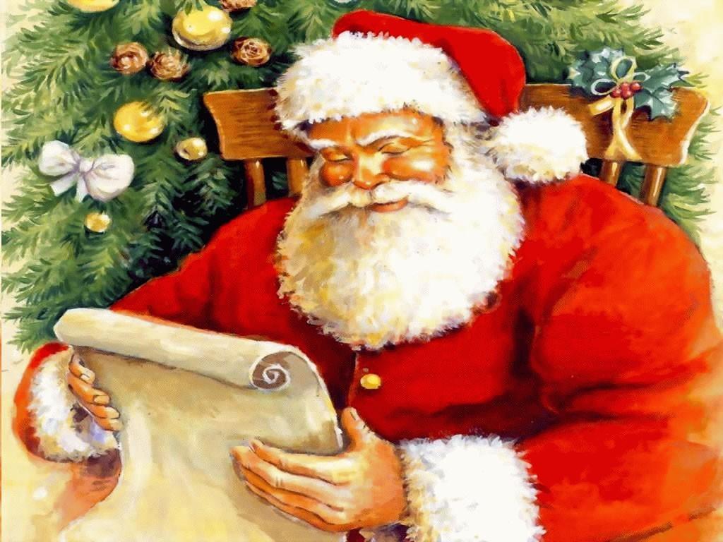 Nachricht vom Weihnachtsmann | Drakensang Online DE