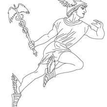 HERMES der griechische Hirtengott