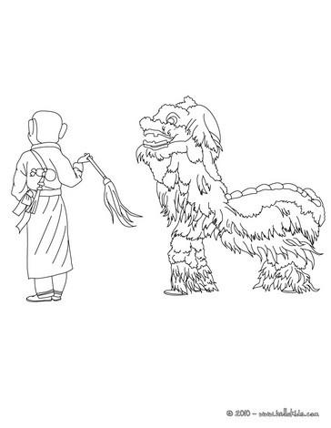 Großzügig Chinesisches Neujahr Malvorlagen Ideen ...
