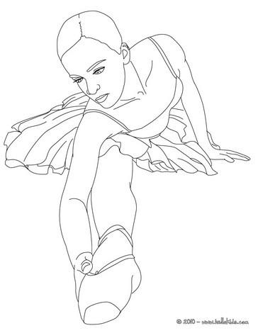 Ballettt nzer machen dehn bungen zum ausmalen zum ausmalen - Dessin de grs ...