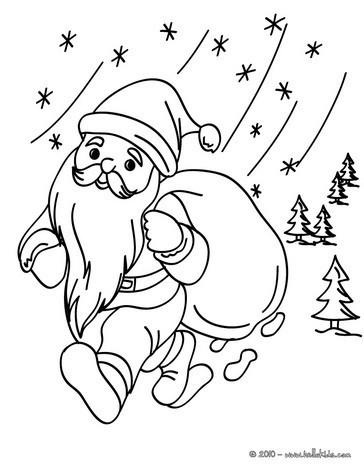 farbe mantel weihnachtsmann