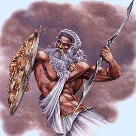 griechischer gott kronos