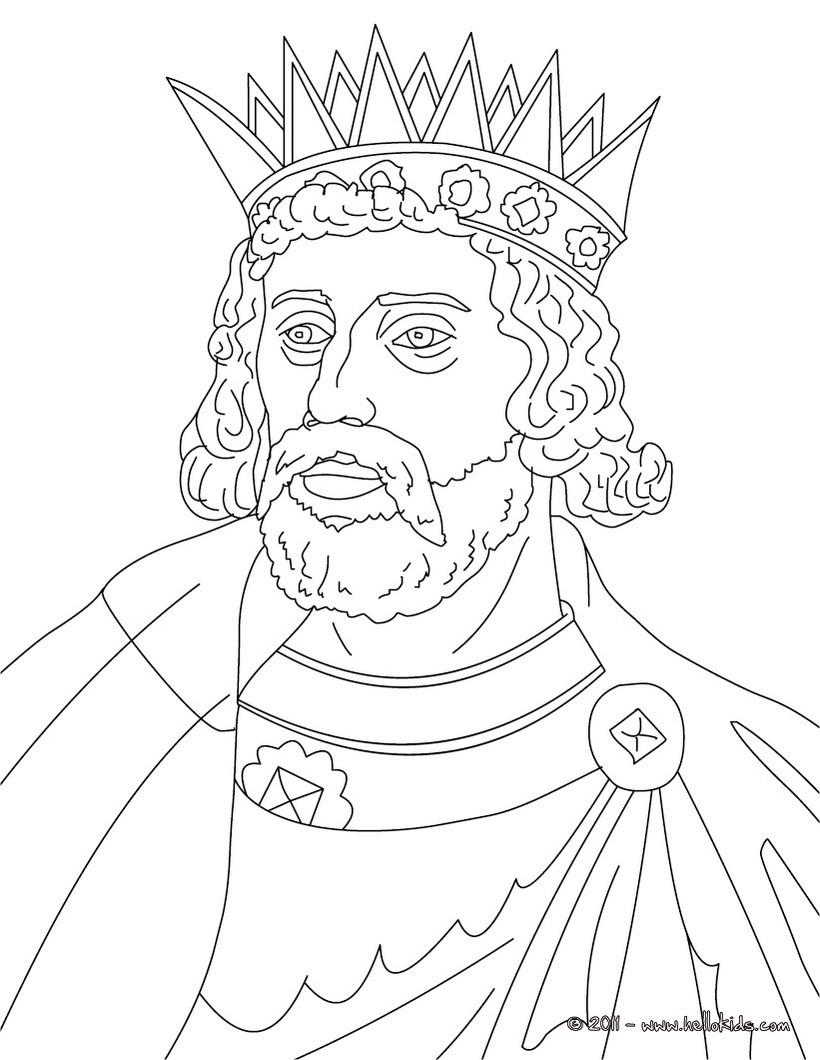 Erfreut König Artur Malvorlagen Zeitgenössisch ...