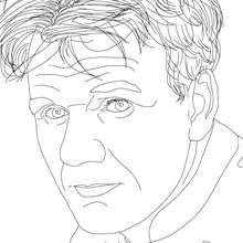 Gordon Ramsay Zum Ausmalen Zum Ausmalen De Hellokids Com