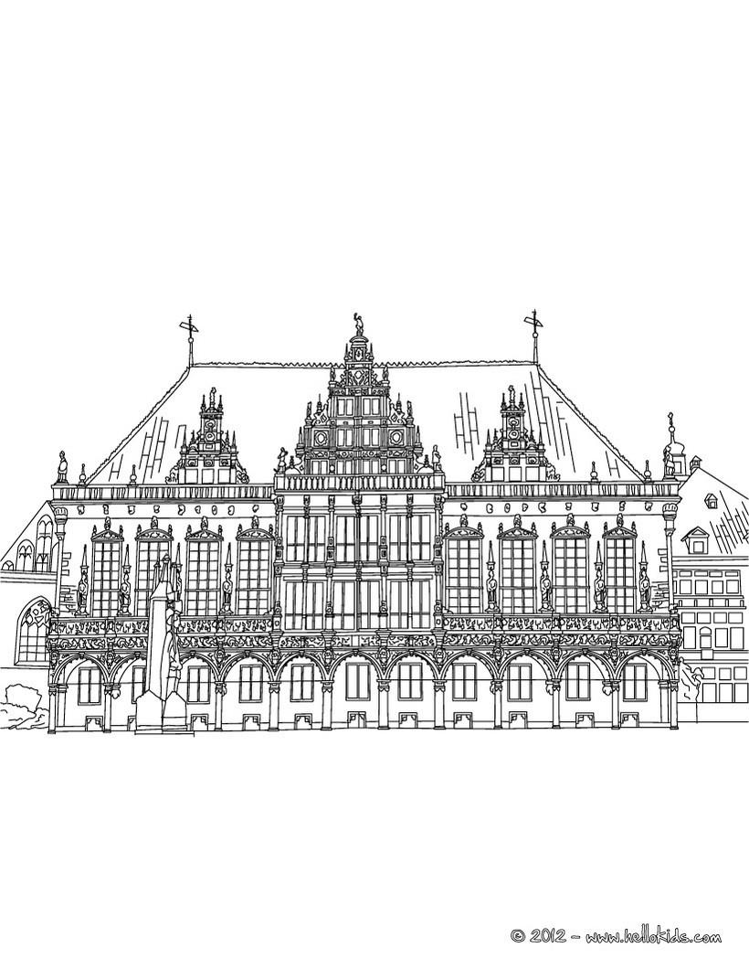 Schloss neuschwanstein zum ausmalen zum ausmalen - de.hellokids.com