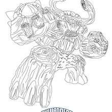 Skylanders Giants Zum Ausmalen Ausmalbilder